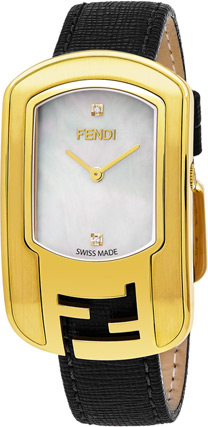 Fendi Chameleon Ladies Watch Model F303434511D1