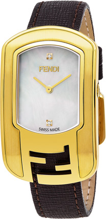 Fendi Chameleon Ladies Watch Model F303434521D1