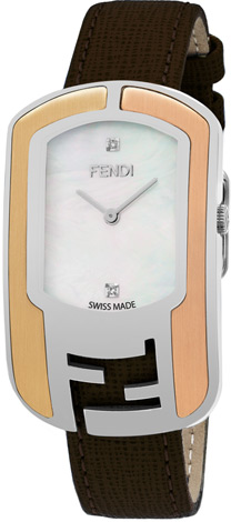 Fendi Chameleon Ladies Watch Model F303734521D1