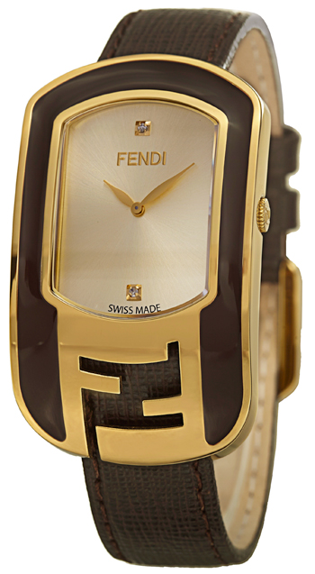 Fendi Chameleon Ladies Watch Model F312435021D1