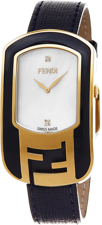 Fendi Chameleon Ladies Watch Model F313434531D1