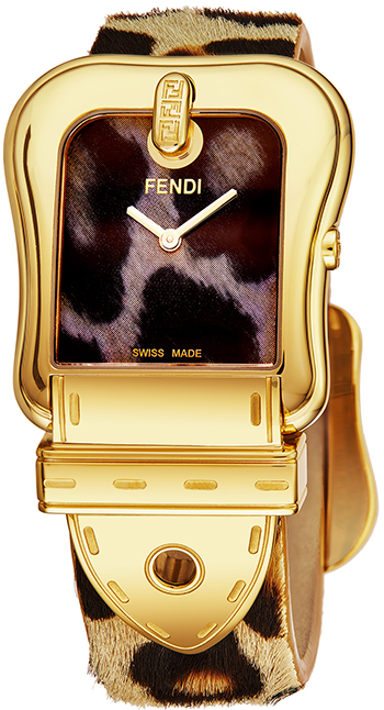 Fendi B. Fendi Ladies Watch Model F375122