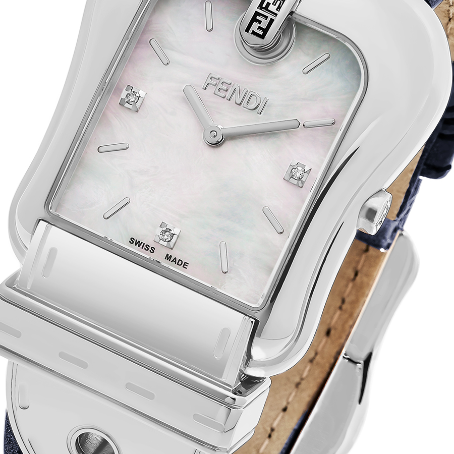 Fendi B. Fendi Ladies Watch Model F380014531D1 Thumbnail 2