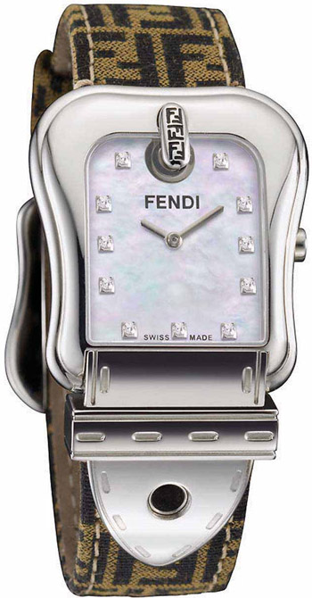 Fendi B. Fendi Ladies Watch Model F381242DF