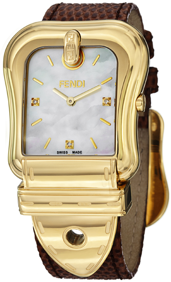 Fendi B. Fendi Ladies Watch Model F382414522D1