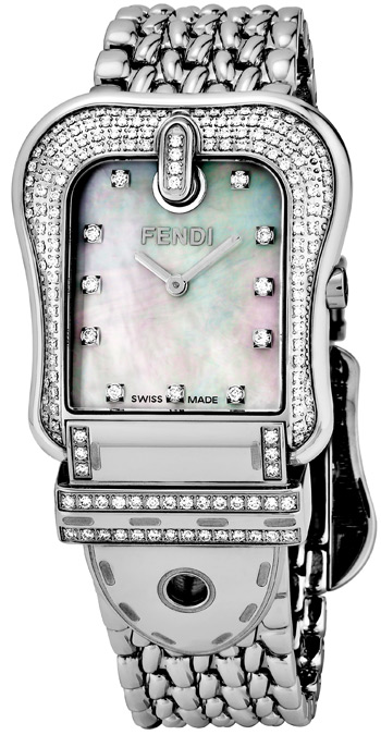 Fendi B. Fendi Ladies Watch Model F386140PC1