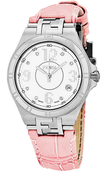 Fendi High Speed Ladies Watch Model F414347D