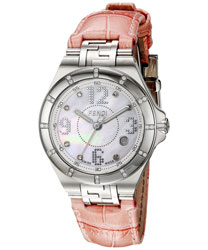 Fendi High Speed Ladies Watch Model F414347DDB