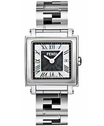 Fendi Quadro Unisex Watch Model F605011000