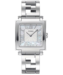 Fendi Quadro Unisex Watch Model: F605014000