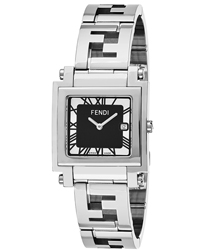 Fendi Quadro Unisex Watch Model F605110