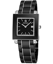 Fendi Ceramic Ladies Watch Model F621110DDC