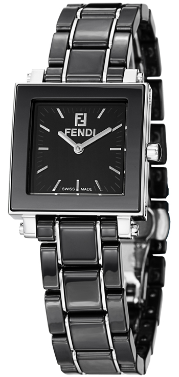 Fendi Ceramic Ladies Watch Model F621210