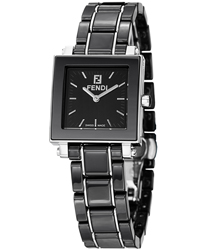 Fendi Ceramic Ladies Watch Model: F621210