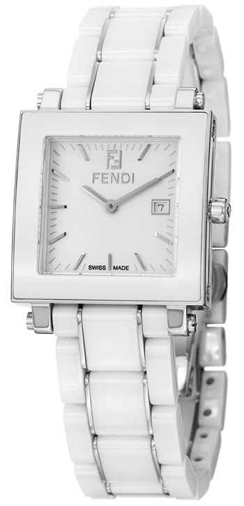 Fendi Ceramic Ladies Watch Model F622140