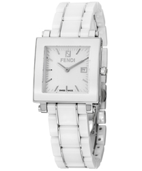 Fendi Ceramic Ladies Watch Model: F622140