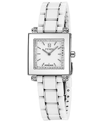 Fendi Ceramic Ladies Watch Model F622240DDC