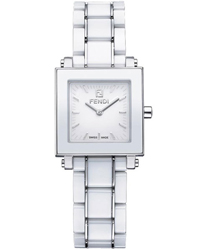 Fendi Ceramic Ladies Watch Model F622240