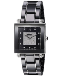 Fendi Ceramic Ladies Watch Model: F625110DPDC