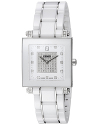 Fendi Ceramic Ladies Watch Model F626140DPDC