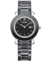 Fendi Ceramic Ladies Watch Model: F641110D