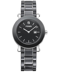 Fendi Ceramic Ladies Watch Model F641110
