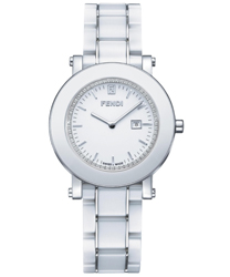 Fendi Ceramic Ladies Watch Model F642140D