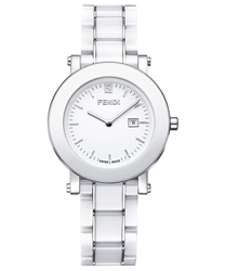 Fendi Ceramic Ladies Watch Model F642140
