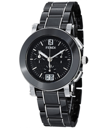 Fendi Ceramic Ladies Wristwatch