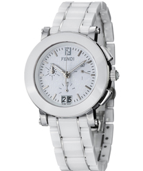 Fendi Ceramic Ladies Watch Model F662140