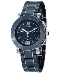 Fendi Ceramic Ladies Watch Model F663130