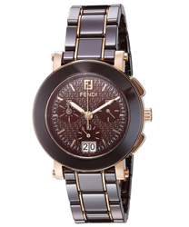 Fendi Ceramic Ladies Watch Model F674120