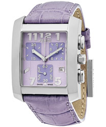 Fendi Classic Rectangle Ladies Watch Model F751133MB