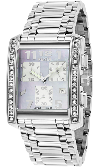 Fendi Classico Ladies Watch Model F755140DC
