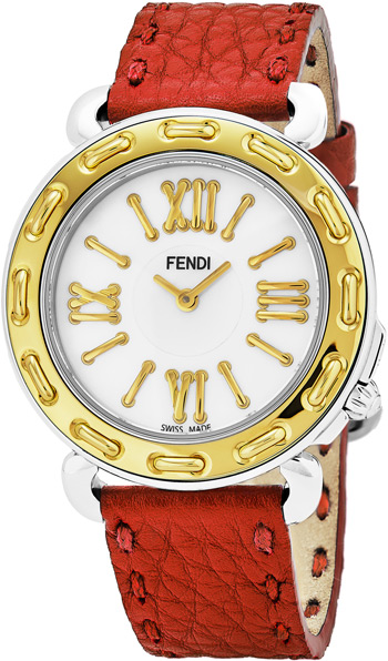 Fendi Selleria Ladies Watch Model F8001345H0.SNC7