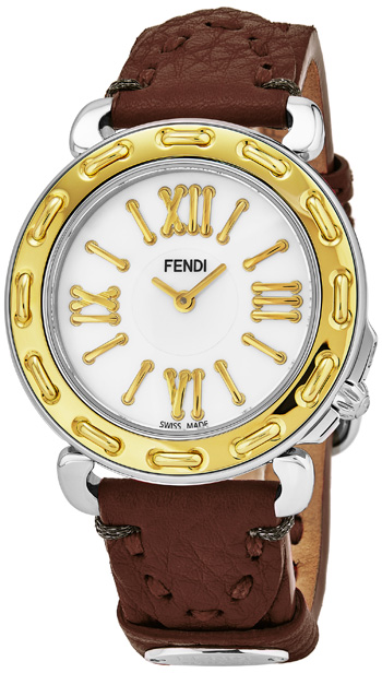 Fendi Selleria Ladies Watch Model F8001345H0.SSC2