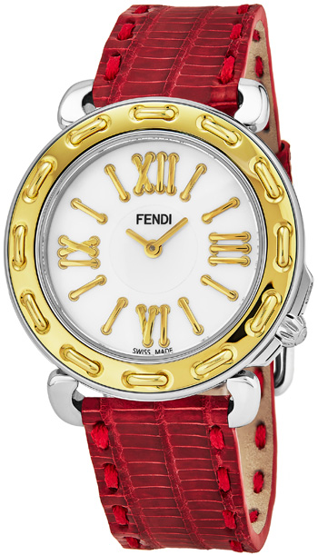 Fendi Selleria Ladies Watch Model F8001345H0.TSN7