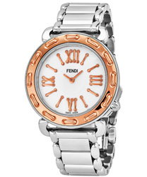 Fendi Selleria Ladies Watch Model F8002345H0.BR86
