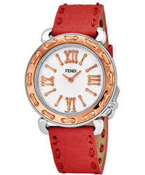 Fendi Selleria Ladies Watch Model F8002345H0.SSNB