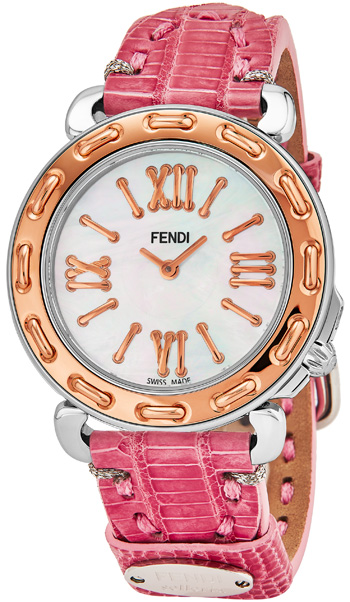 Fendi Selleria Ladies Watch Model F8002345H0.TS07