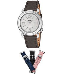 Fendi Selleria Ladies Watch Model F8010345H0-SET1