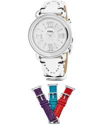 Fendi Selleria Ladies Watch Model F8010345H0/SET2