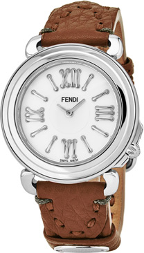 Fendi Selleria Ladies Watch Model F8010345H0.SSC2