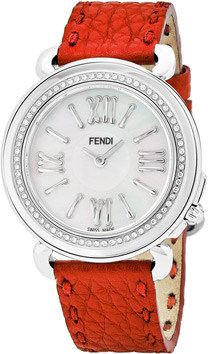 Fendi Selleria Ladies Watch Model F8010345H0C0NB7