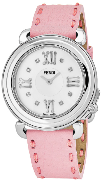Fendi Selleria Ladies Watch Model F8010345H0D1.07