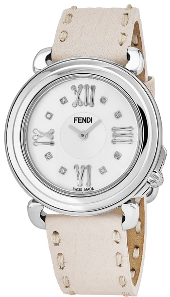 Fendi Selleria Ladies Watch Model F8010345H0D1.B4