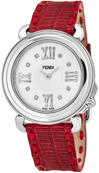 Fendi Selleria Ladies Watch Model F8010345H0D1.B7