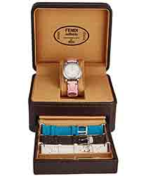Fendi Selleria Ladies Watch Model F8010345H0SET10