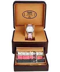 Fendi Selleria Ladies Watch Model F8010345H0SET15