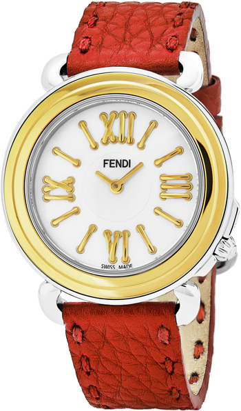 Fendi Selleria Ladies Watch Model F8011345H0.SNB7